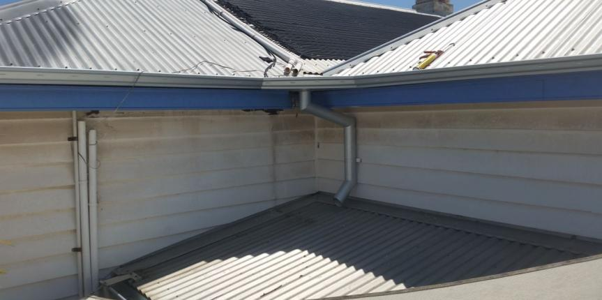 Custom Sump Absolute Gutters